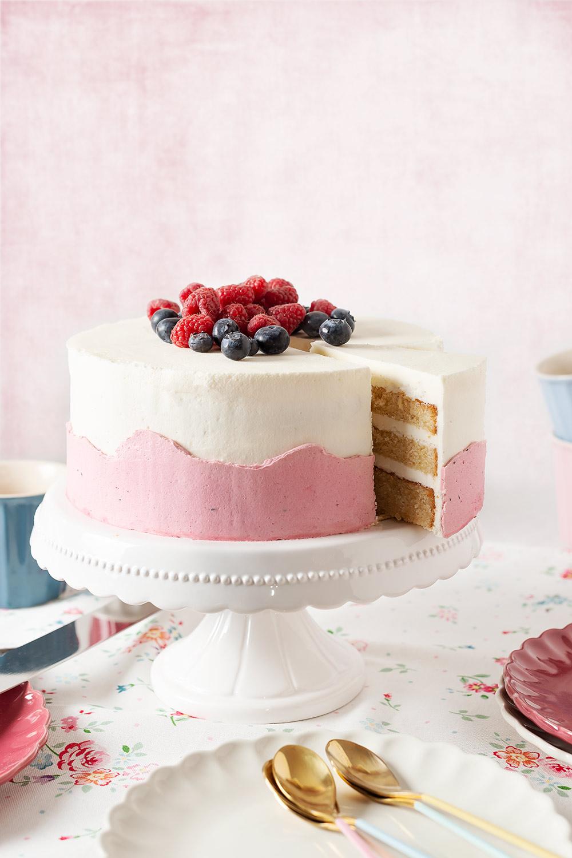 receta tarta capa rota