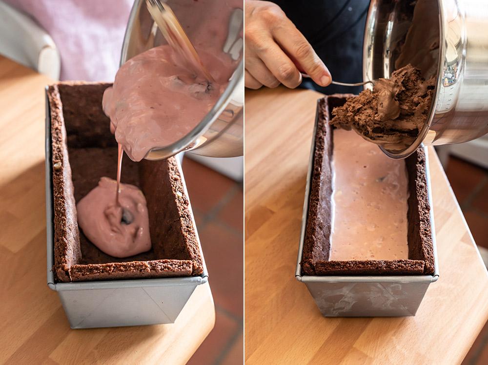 receta tarta helada selva negra