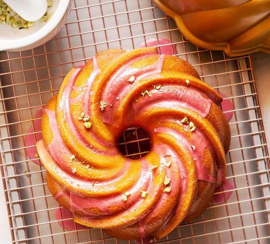 receta bundt cake citricos