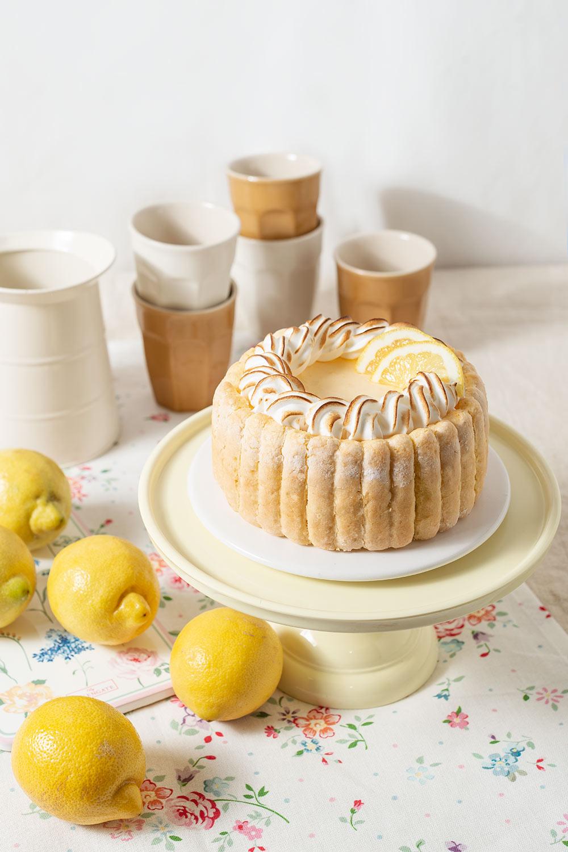 receta charlota limon cumpleanyos