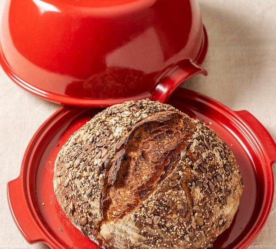 receta pan calabaza sin amasado